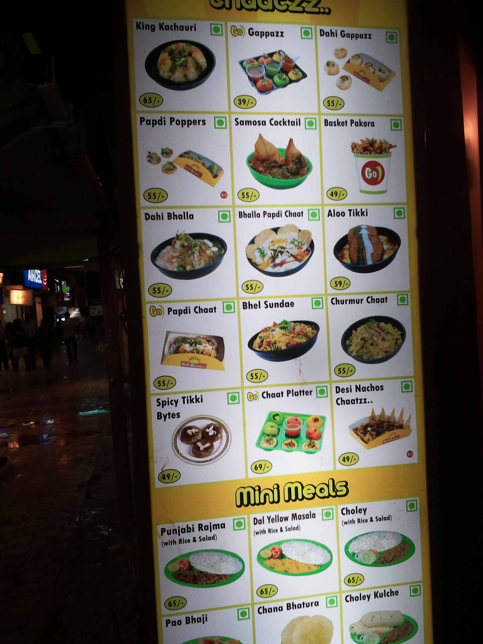 Go Chhatz – Chhat & North Indian Snacks stalls in many ...