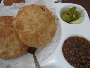Chholey Bhature