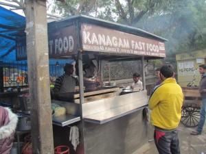 Kanagam fast food, saket