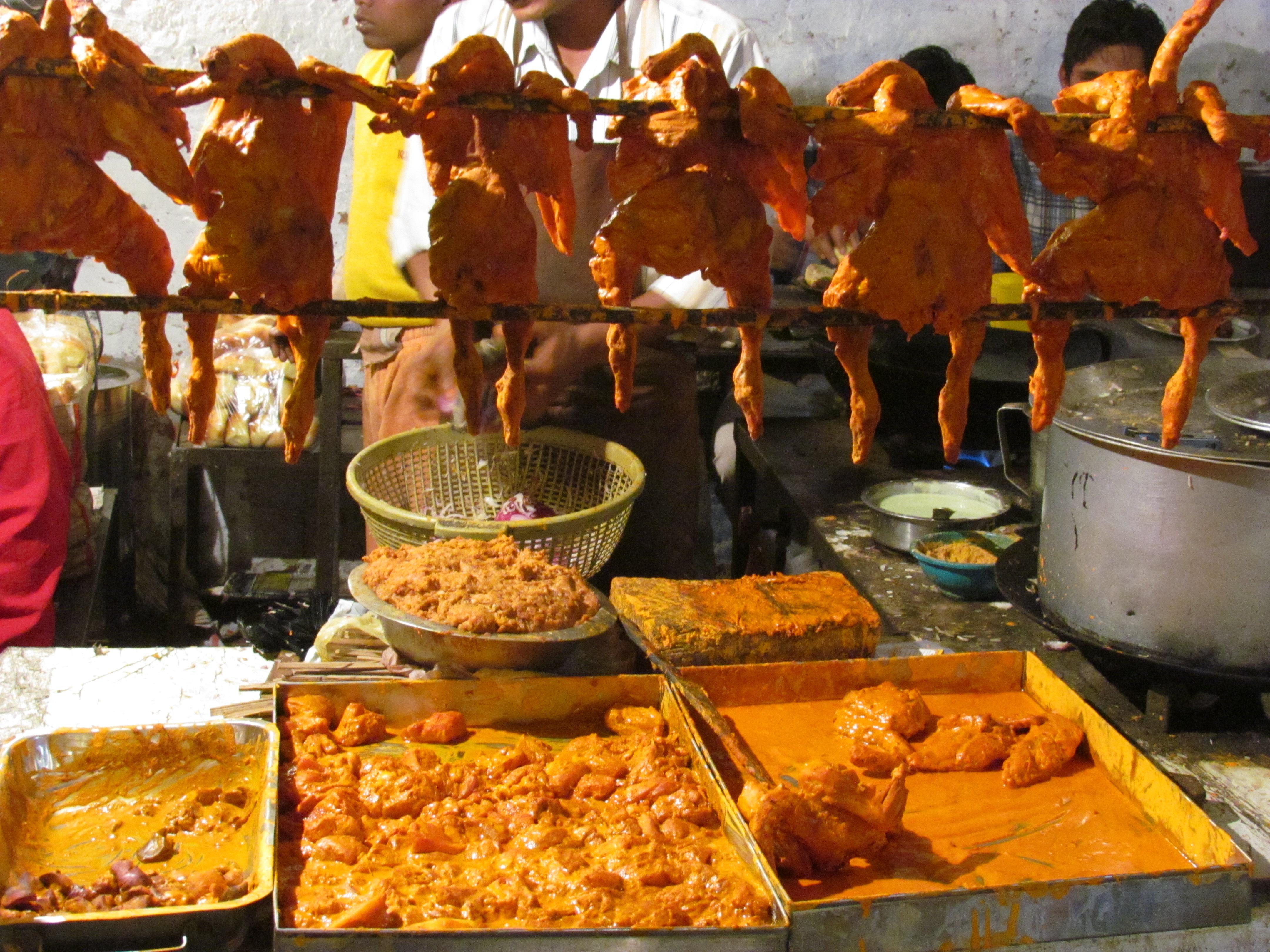 Famous Street Food In Bhopal