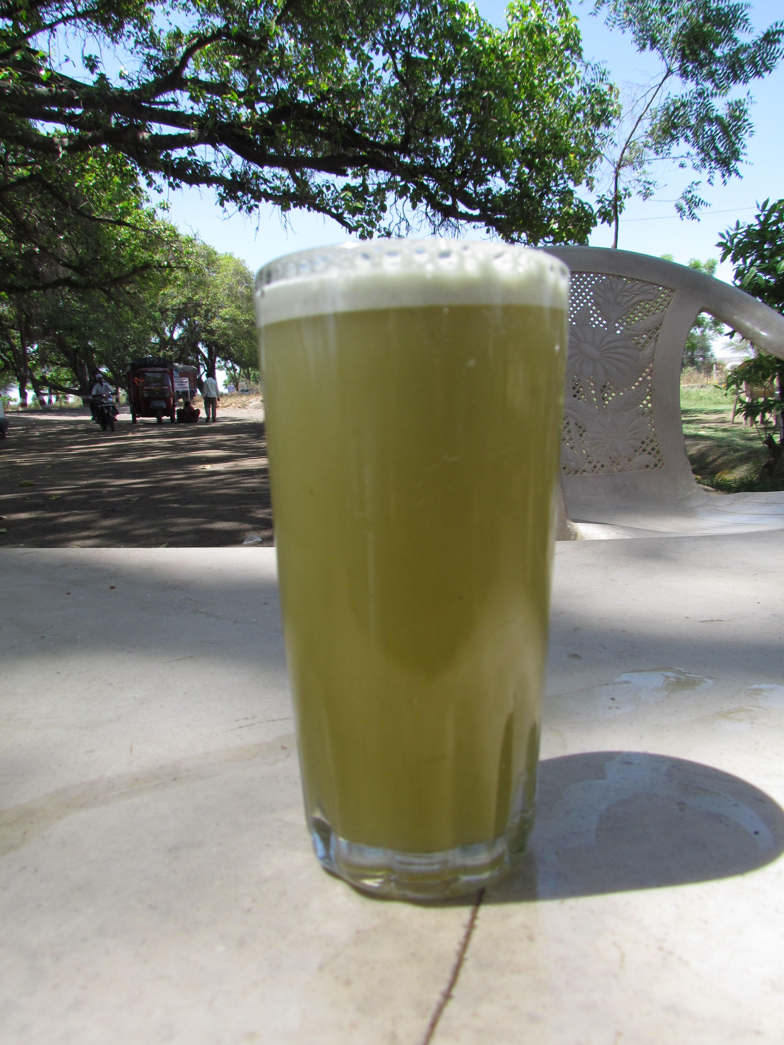 Sugarcane juice has been