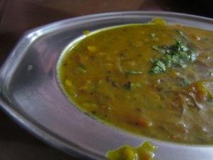 Moong Masur daal / yellow daal
