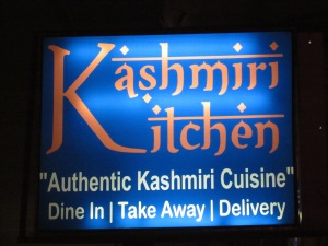 Kashmiri Kitchen