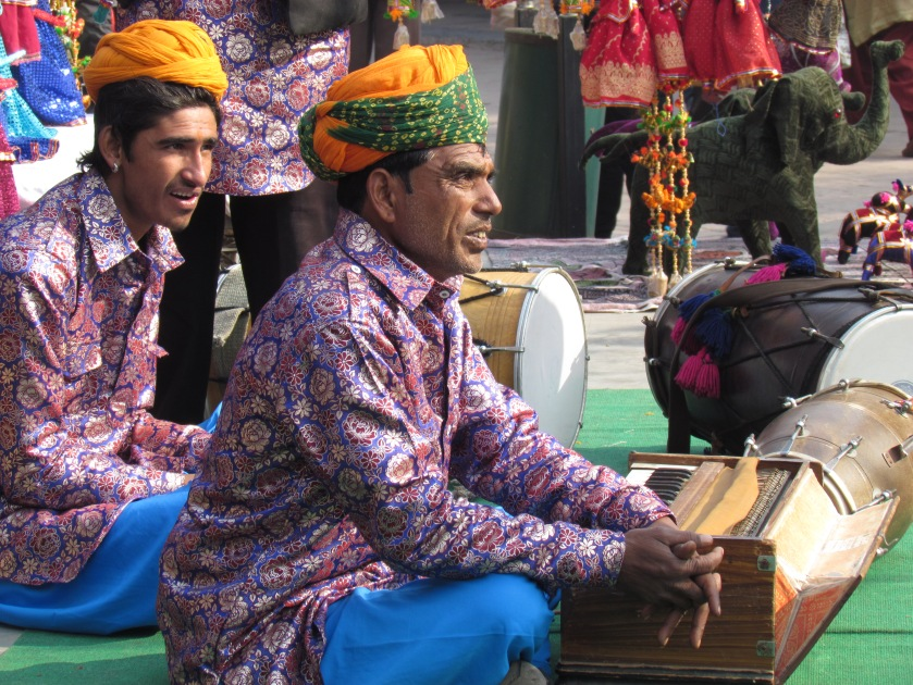 Rajasthani traditional songs - live performance by the group