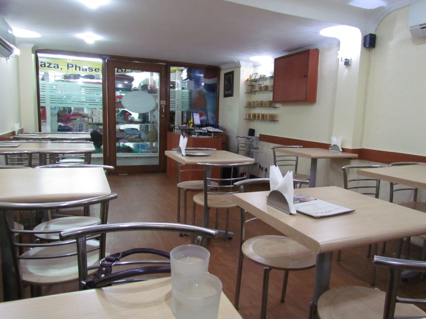 Dining Hall of Vanakkam