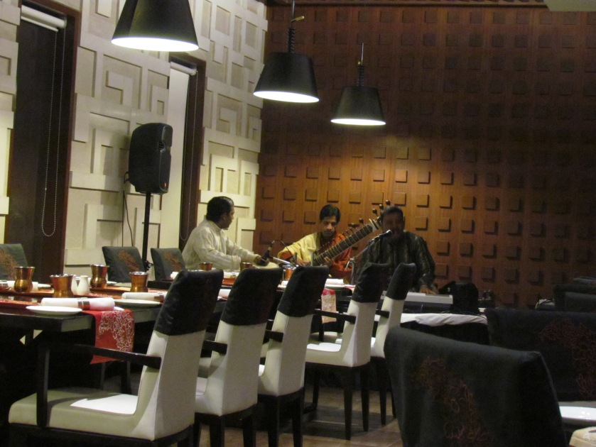Live Ghazal show at Earthen Oven