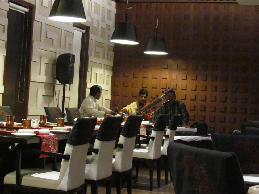 Live Ghazal show at Earthen Oven