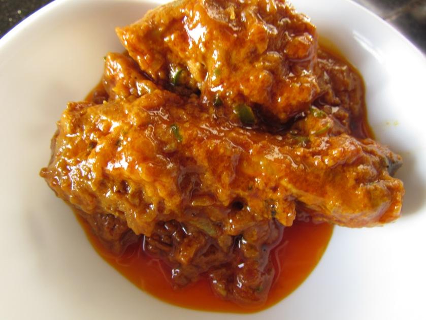 Dhaba Chooza (baby chicken)