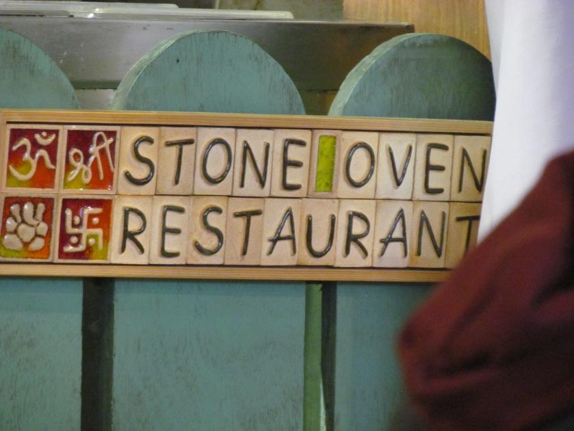 Written on stone