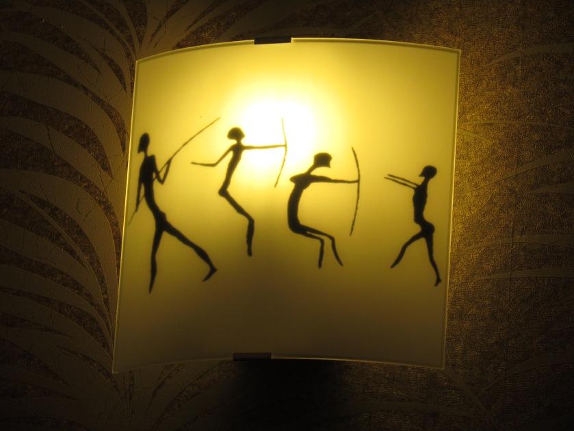 Lampshades at Maal Gaadi
