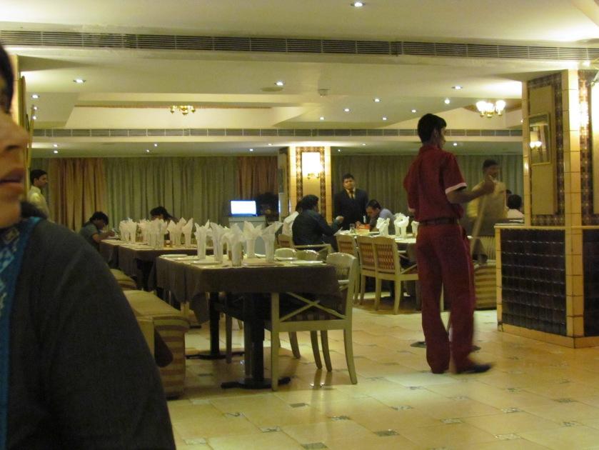 Dining Hall at Paradise