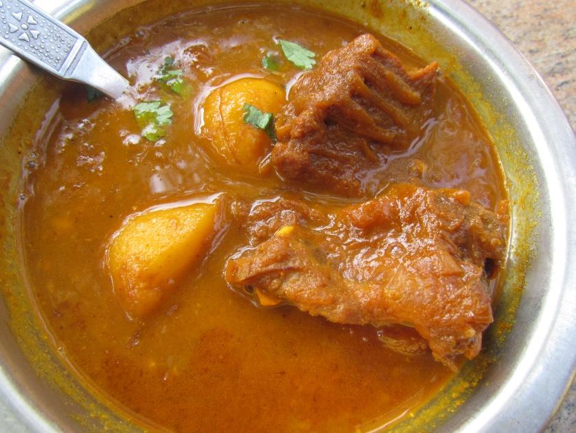 Mansha (mutton)
