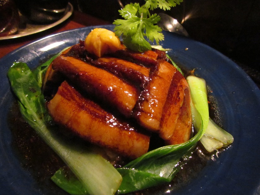 Pork belly Chinese style