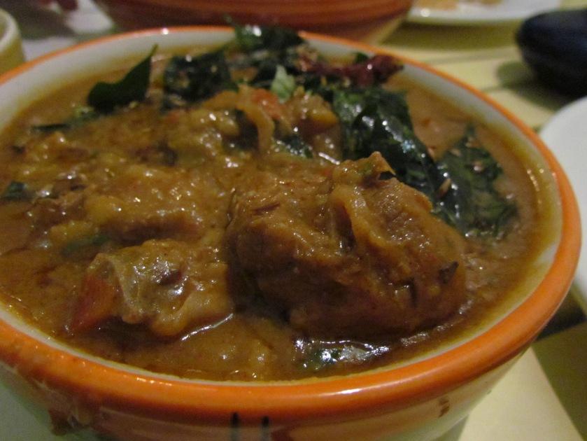 Dalcha mutton