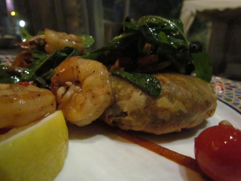 pastilla – 'Traditional Moroccan dis