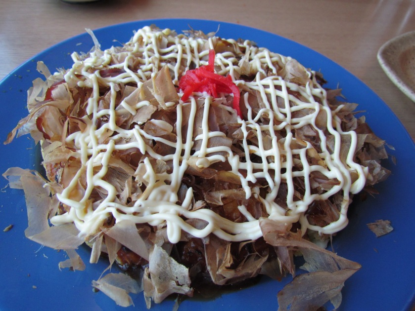 Kaisen Okonomiyaki