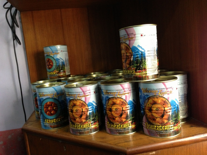 Canned Gushtaba, Rishta & Roganjosh - Just heat & eat
