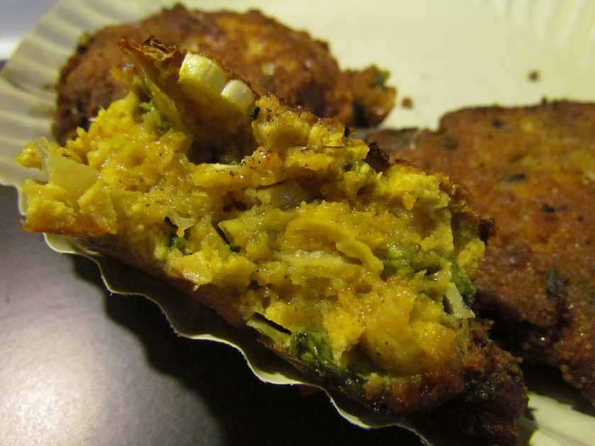 cross section of macher dim bhaja