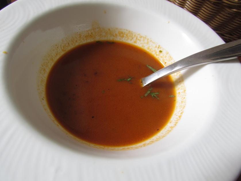Amritsari mutton shorba