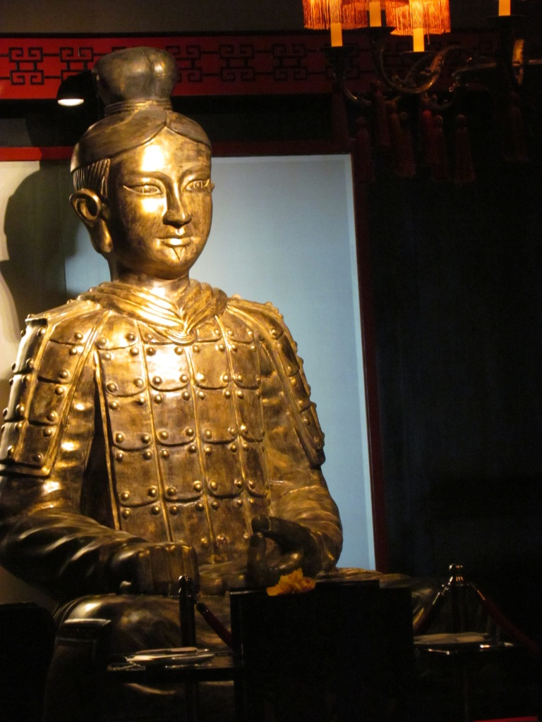 Qin soldier