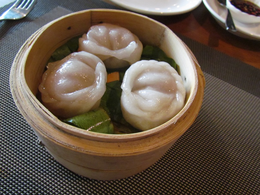 seafood dumpling