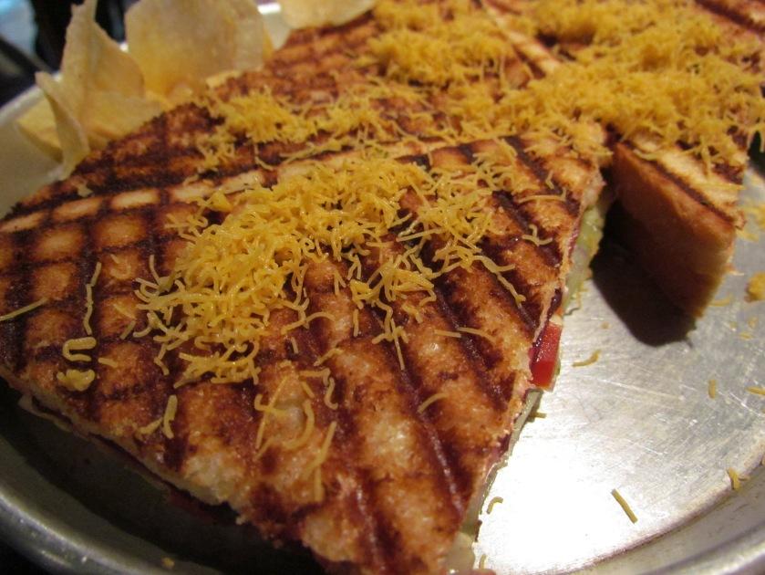 Bombay Rasta sandwich
