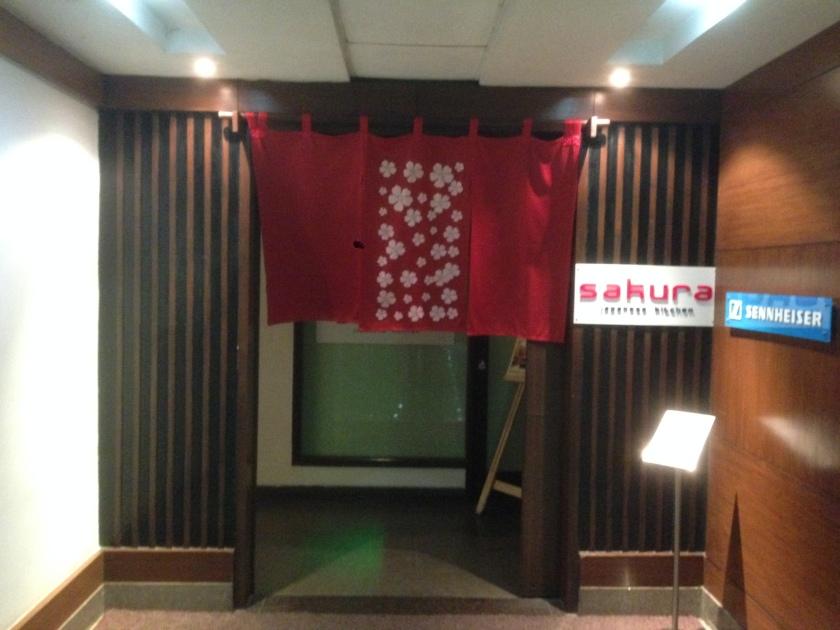 Entrance to Sakura