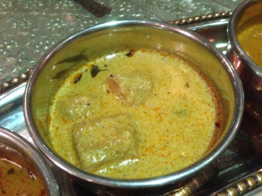 Paneer based dish