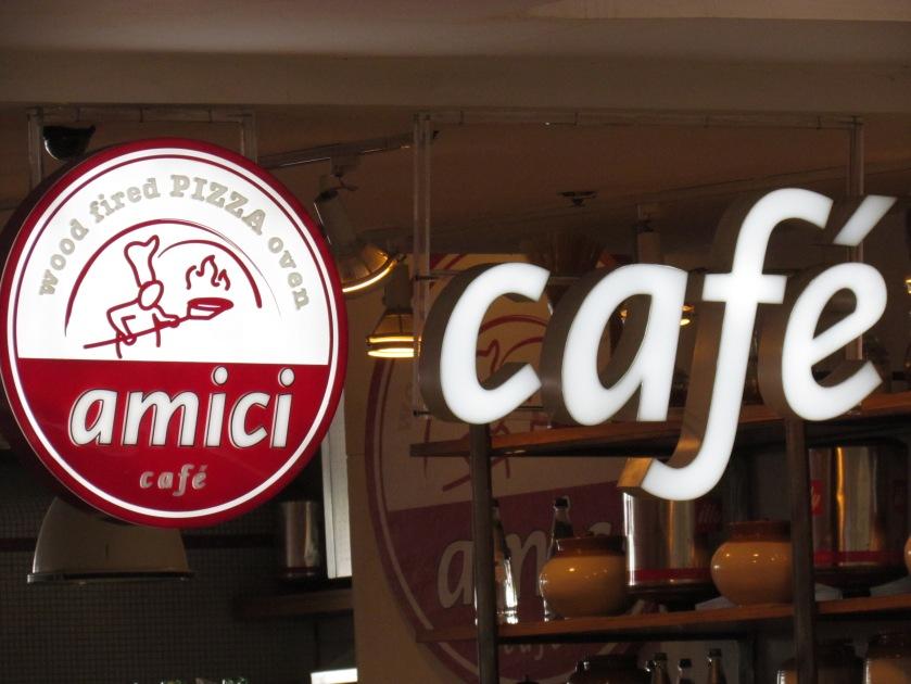 amici cafe