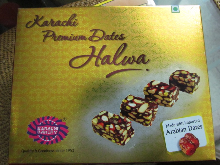 Premium Dates Halwa packaging