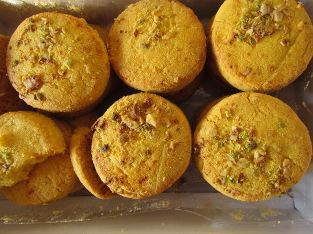 Pista Biscuits