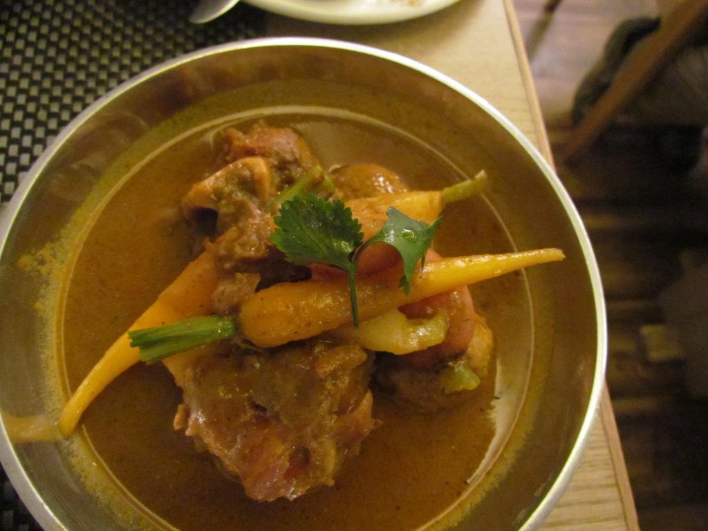 Punjab grill deg hot pot