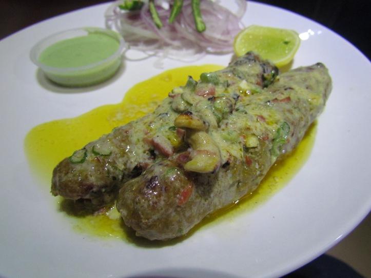 Mutton Gilafi Kabab