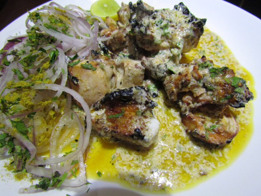 Al Karam roasted Chicken puranI dilli style