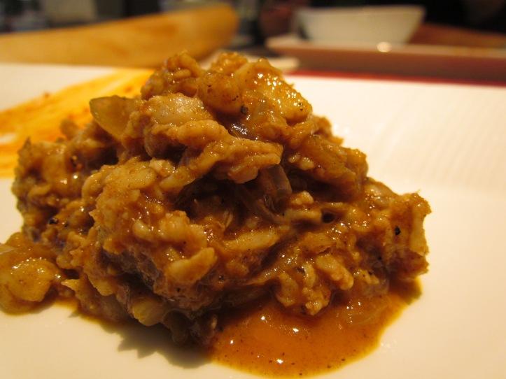 Njandu Curry