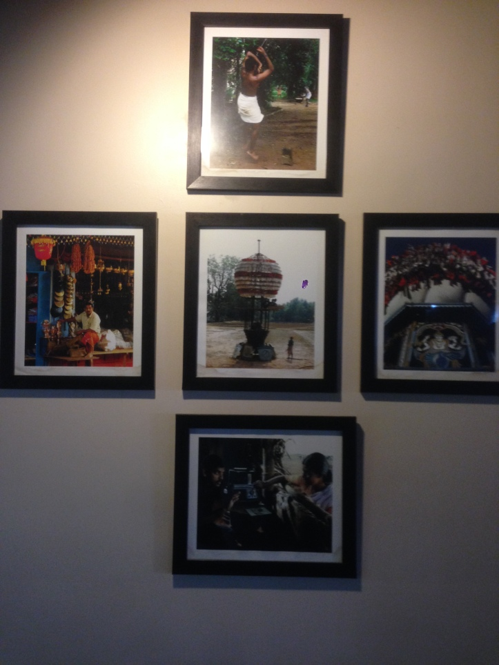 pics on the wall