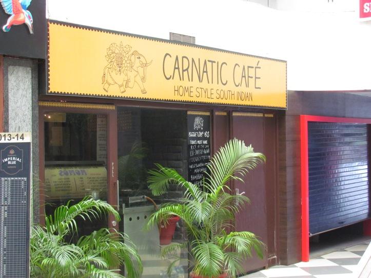 carnatic cafe