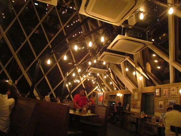 inside Monkey Bar