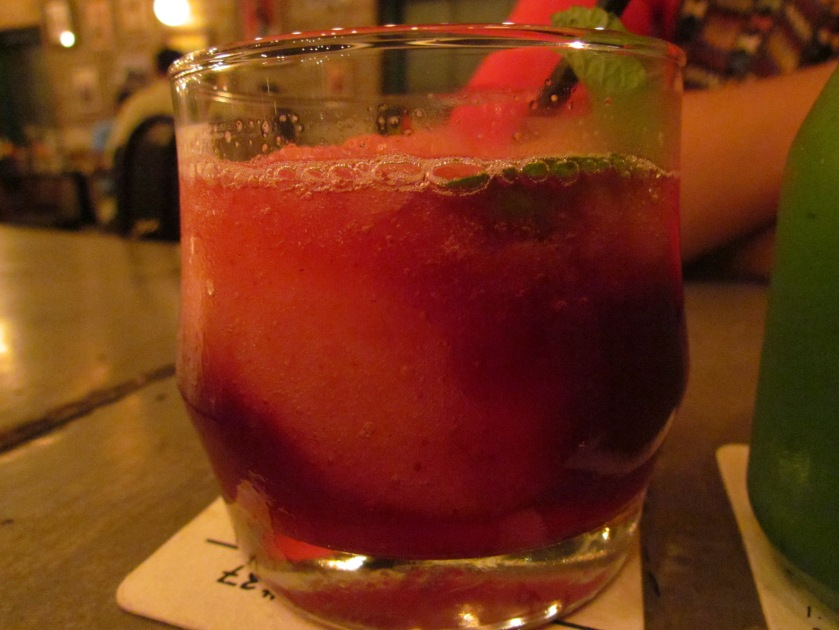 Rum rita