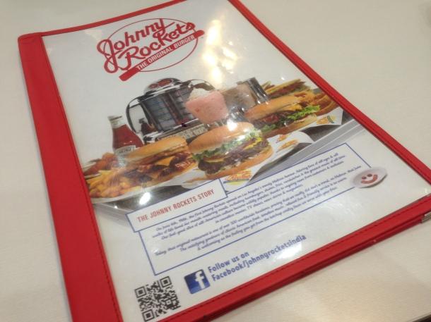 menu card with pics