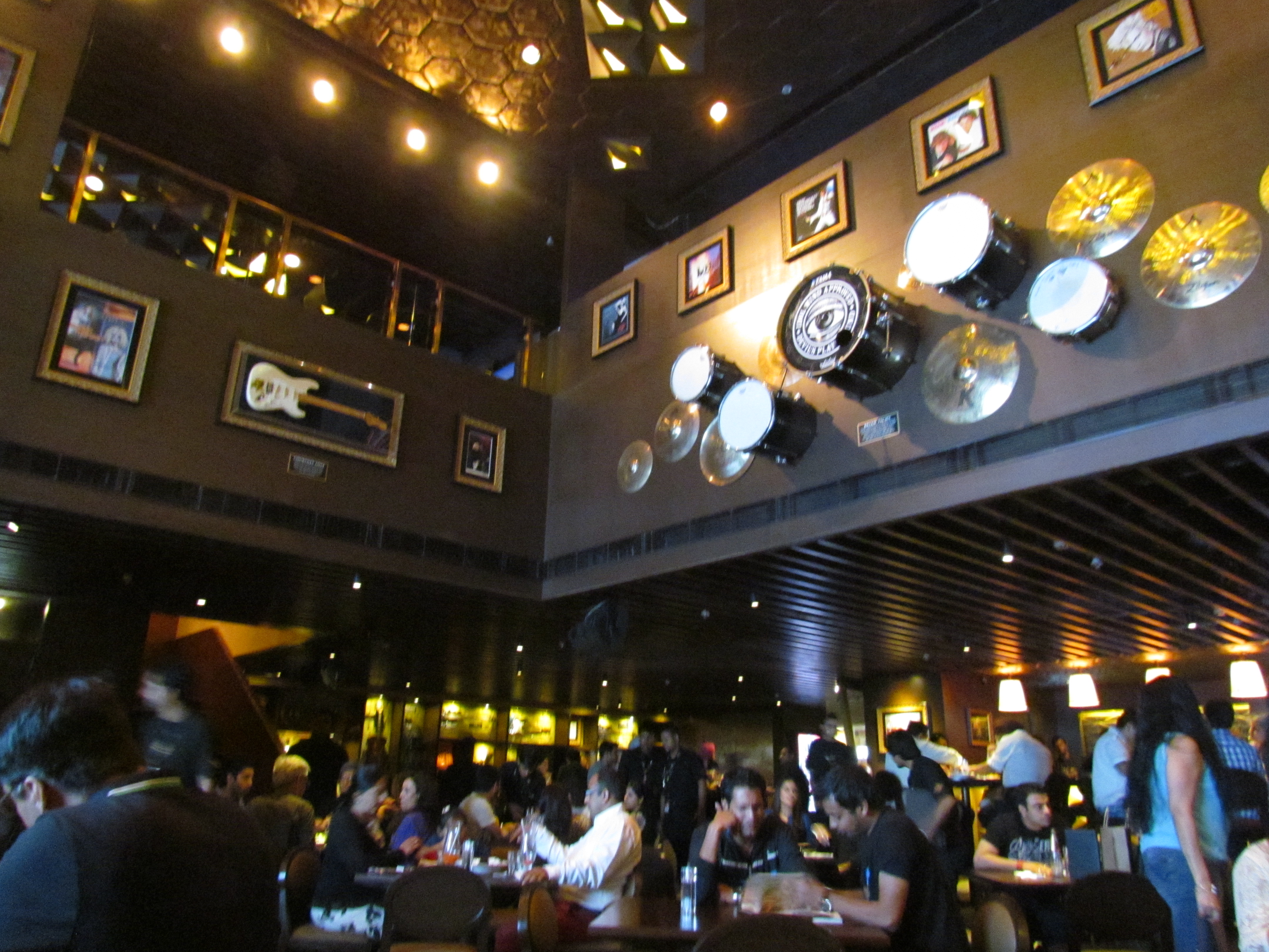 Hard Rock Cafe Ambience Mall Gurgaon