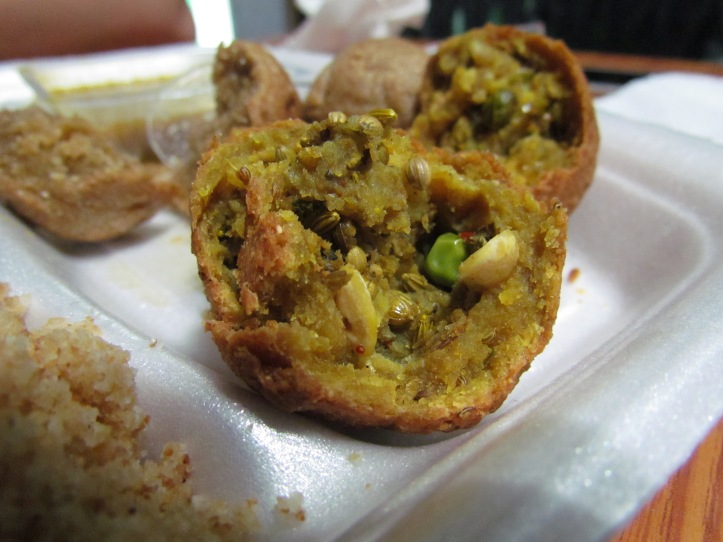 inside masala baati