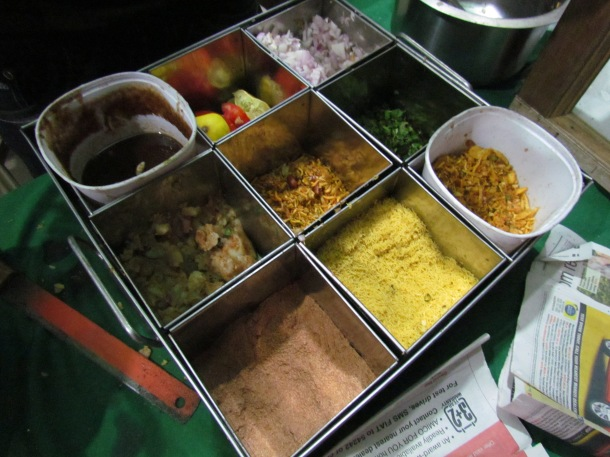 masala & golgappa accompanyment box