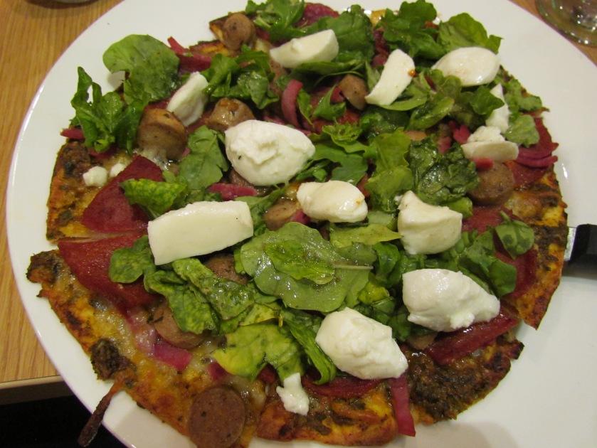 Deli Style Bistro pizza
