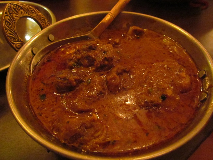 Mutton Nehari khas