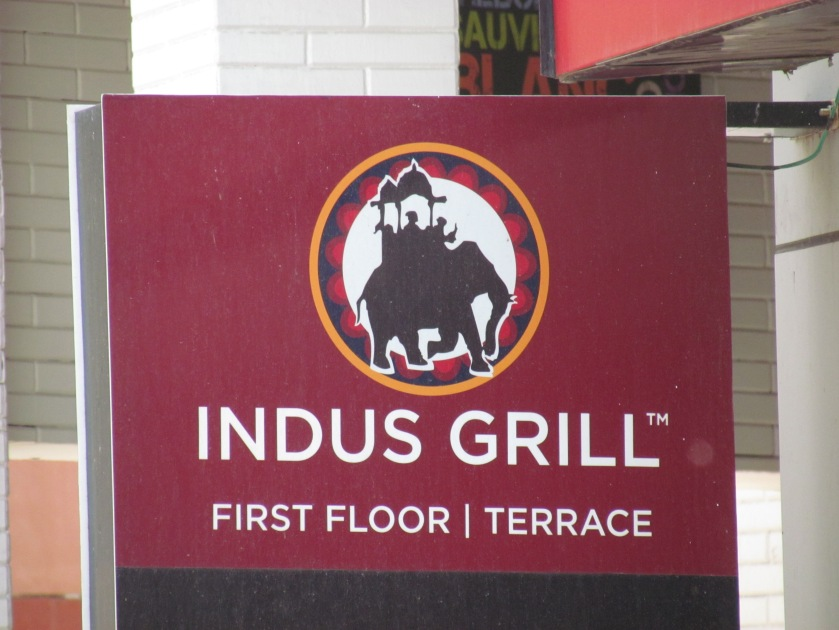 indus grill