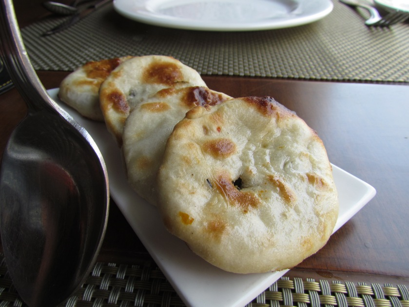 mini Stuffed kulcha