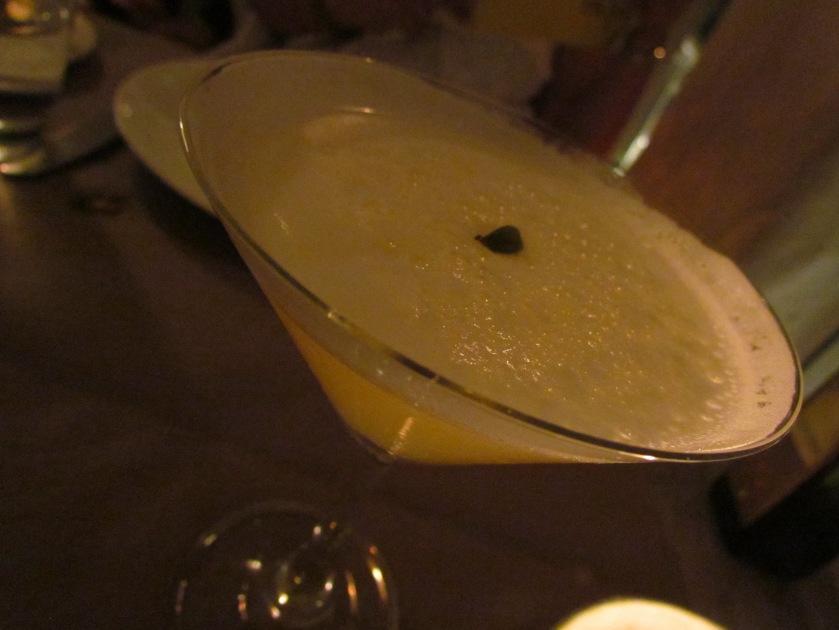 cardamom martini