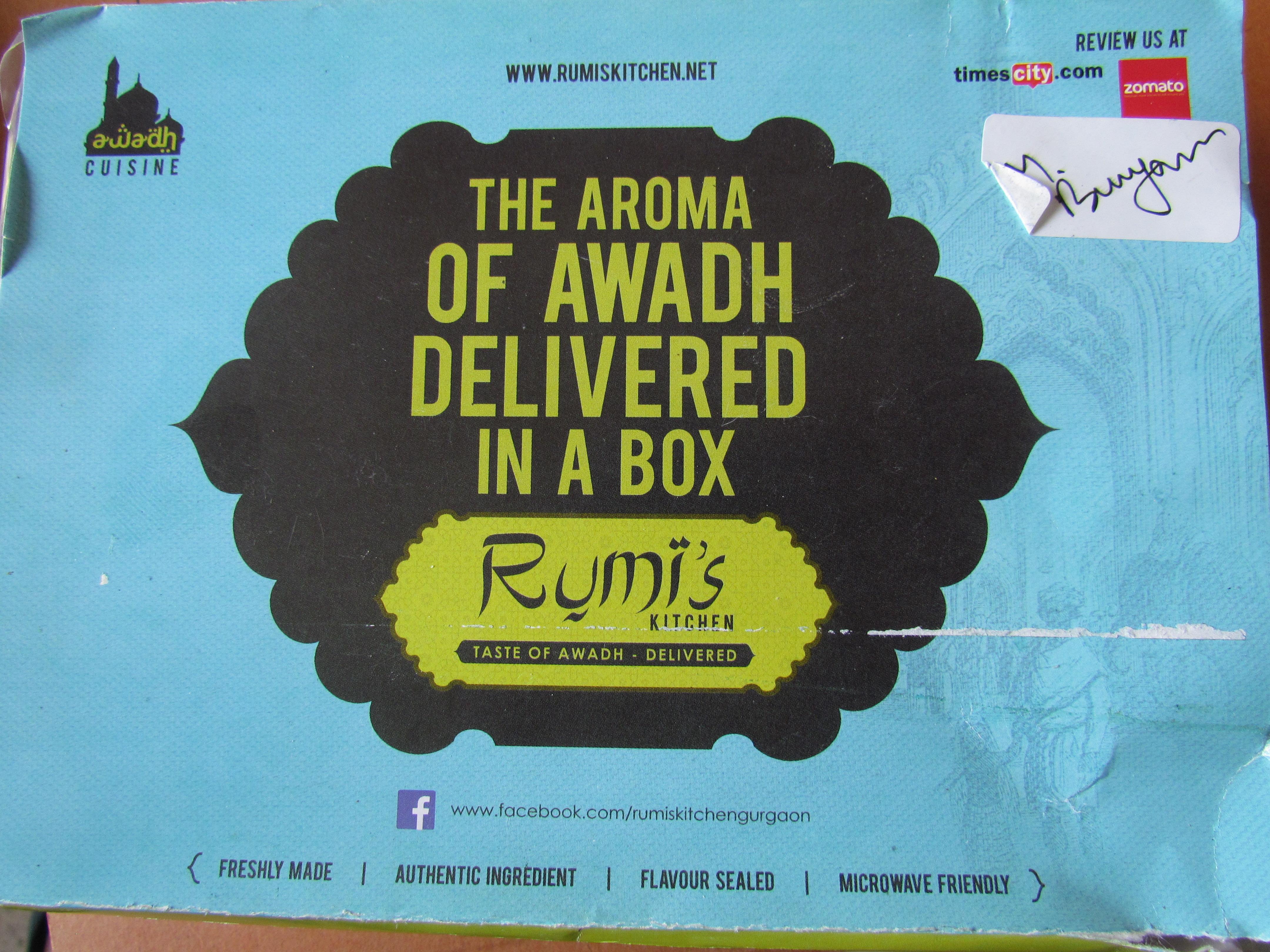 Rumi S Kitchen Gurgaon