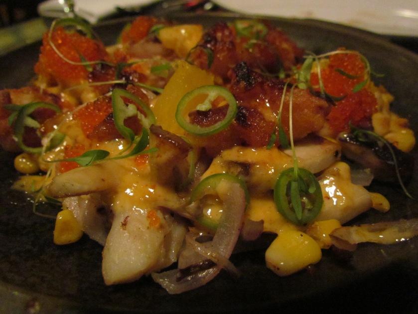 Seafood dynamite